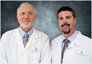 Dr Jeremy Sunseri and Dr Terry Pynes