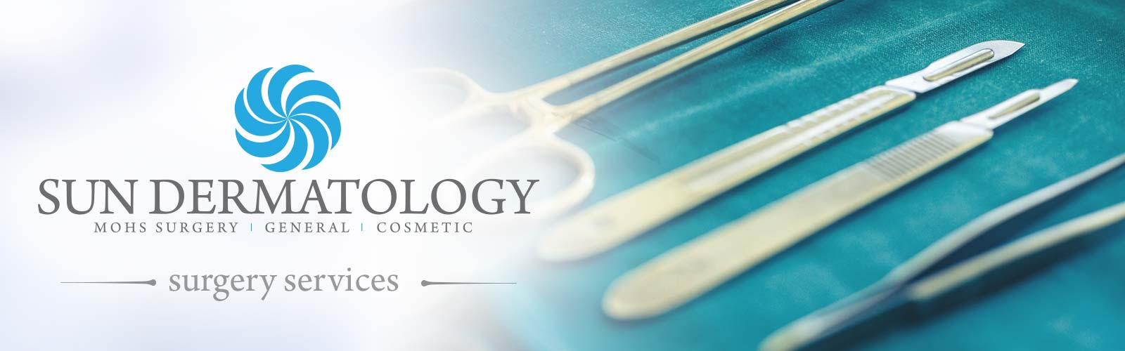 Surgery Services and Procedures at Sun Dermatology in Panama City, Florida