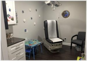 Sun Dermatology's Pediatric Suite