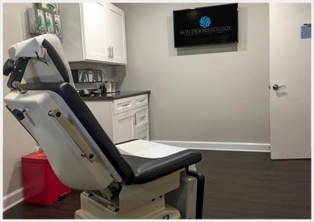 Sun Dermatology's Surgical Suite