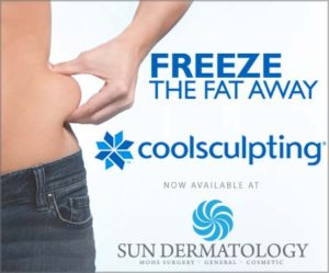 CoolSculpting in Panama City at Sun Dermatology
