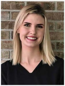 Licensed Aesthetician in Panama City Destiny Harrison at Sun Dermatology's