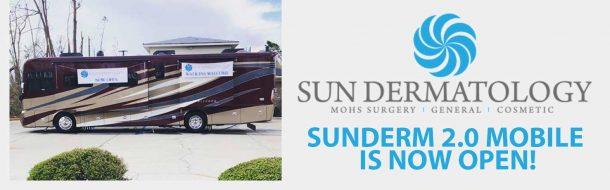 Sun Dermatology 2.0 is now open in Panama City