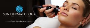Laser Treatments in Panama City at Sun Dermatology